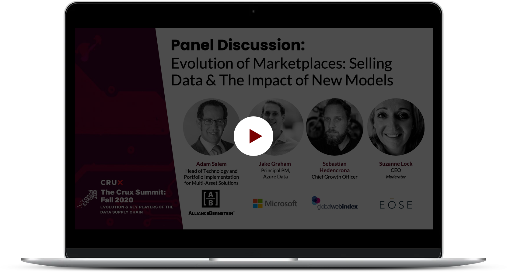 Crux_TCS_PanelDiscussion+EvolutionMarketplace+SellingDataImpactofNewModels_04